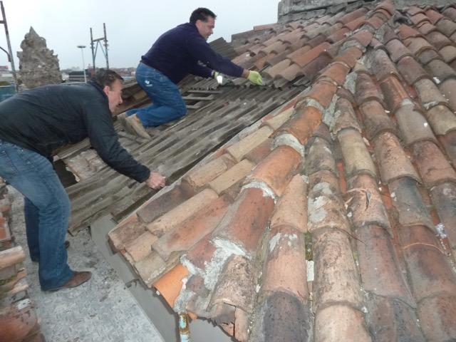 Mostra fotografica sui lavori di restauro della Certosa