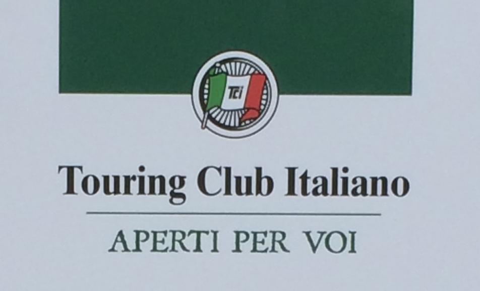 Touring Club Italiano Aperti per Voi alla accolgono Certosa