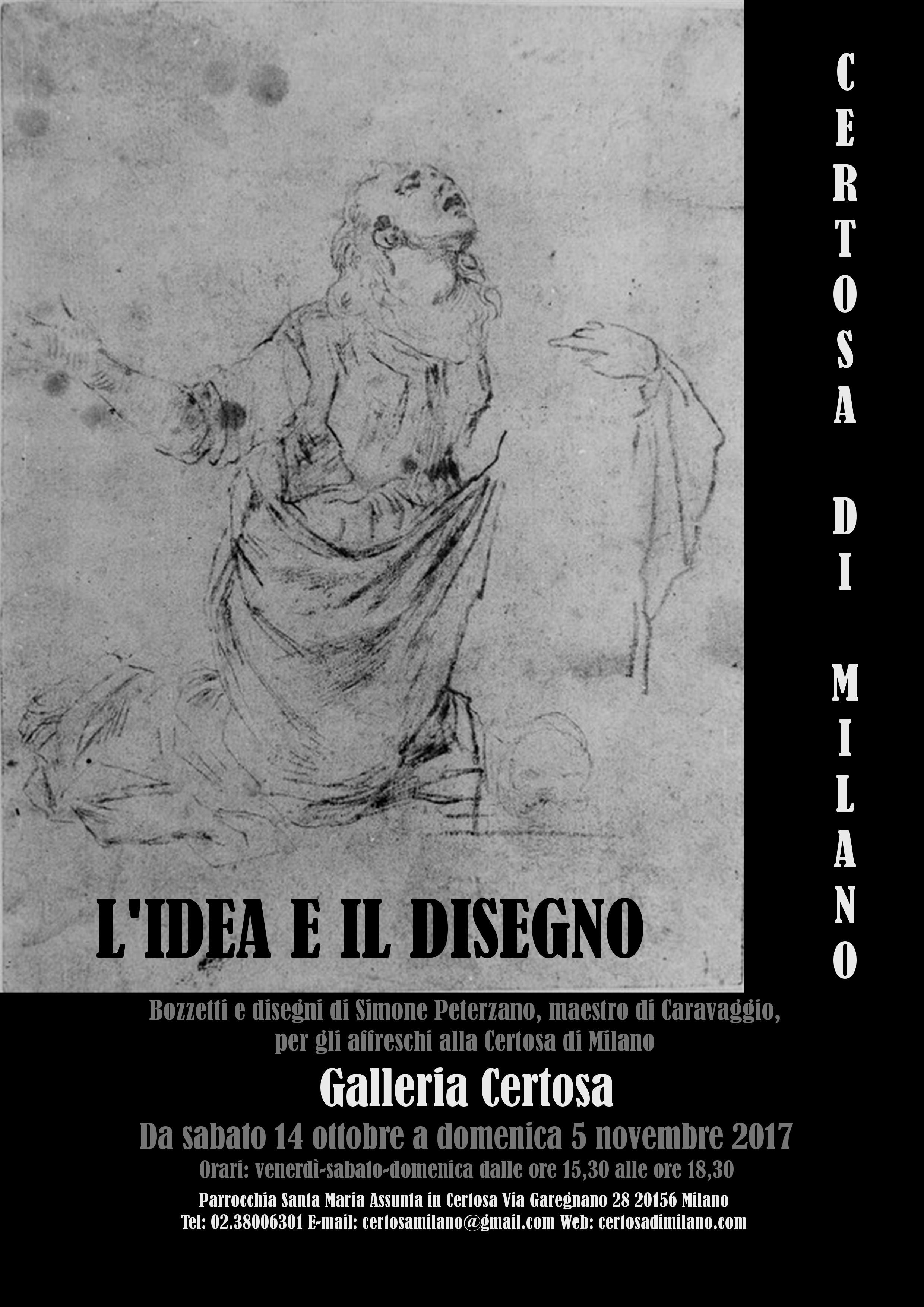 Mostra disegni Peterzano