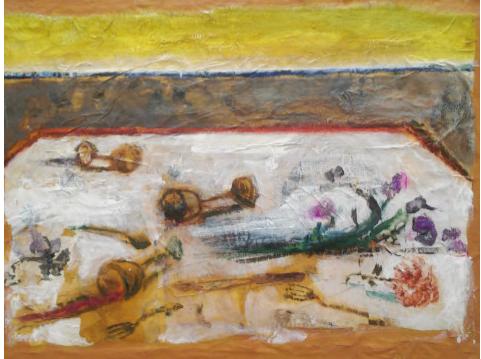 Mostra del pittore Giovanni Cerri dal 11 novembre al 3 dicembre 2017