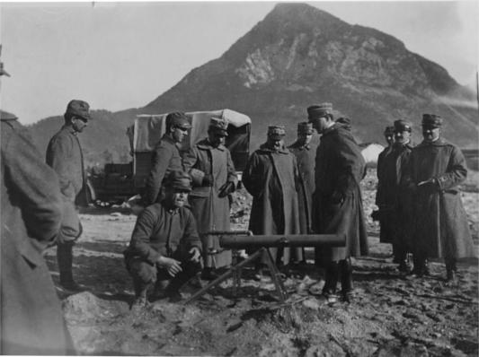 """Mostra fotografica Il Piave mormorò…1918-2018 la fine della """"inutile strage"""""""