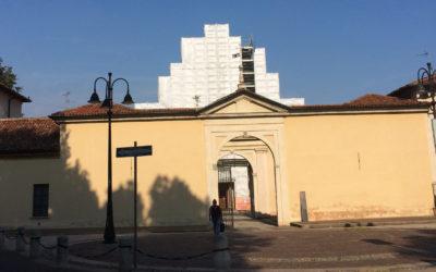 Restauro della Certosa