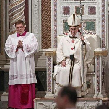 Testimonianza Sacerdote Massimiliano Boiardi Cerimoniere pontificio Mercoledì 5 Febbraio alle 21.00