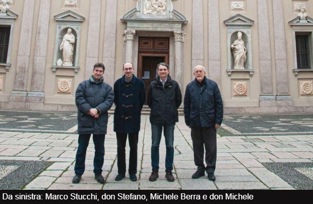 Il progetto digitale della Certosa è andato sul giornale Engage