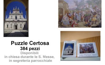 Puzzle della Certosa