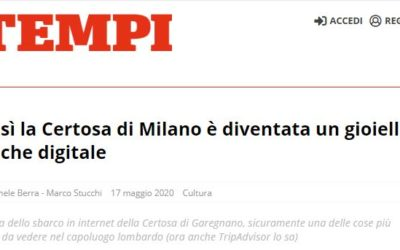 La Certosa di Milano è sul giornale di TEMPI
